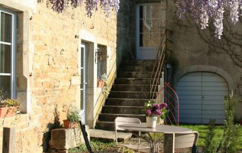 Location de vacances - Gîte à Menétru-le-Vignoble