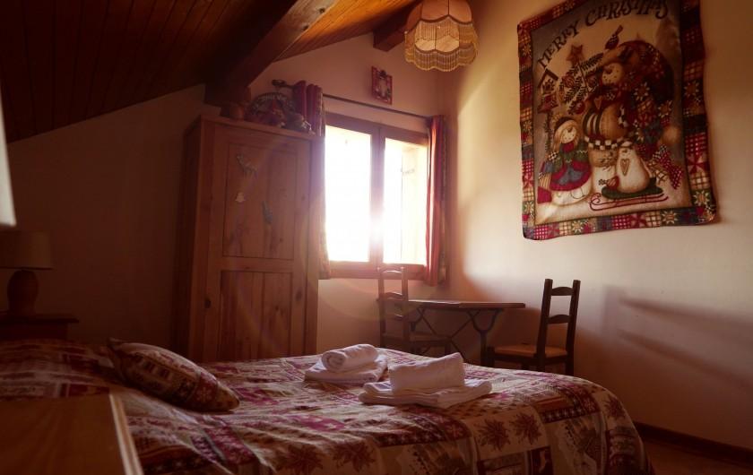 Location de vacances - Chalet à Les Deux Alpes - chambre 3