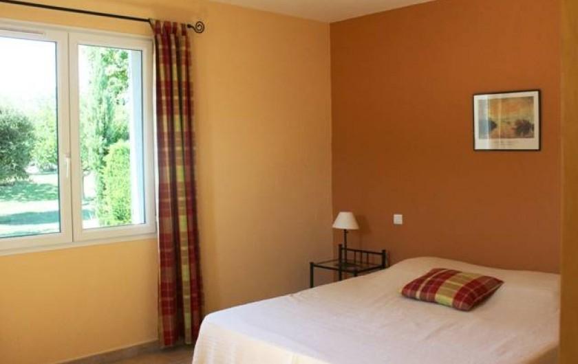 Location de vacances - Gîte à Vaison-la-Romaine - chambre 3