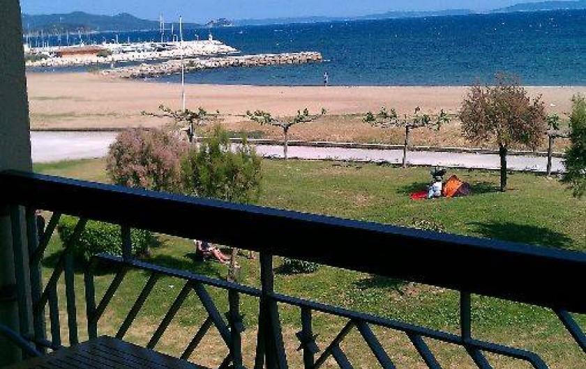 Appartement t3 vip 5 pers pieds dans l 39 eau vue mer for Location appartement bordeaux a la semaine