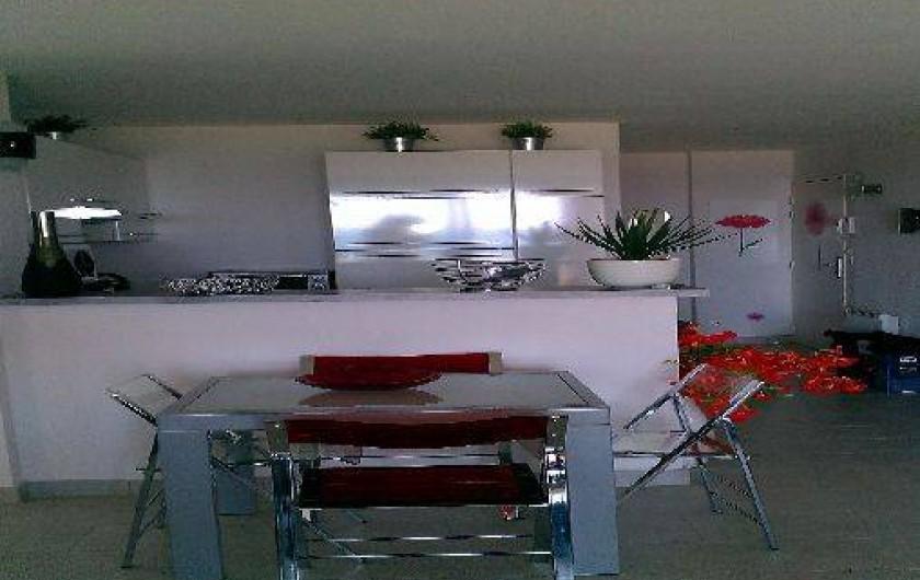 Location de vacances - Appartement à La Londe-les-Maures