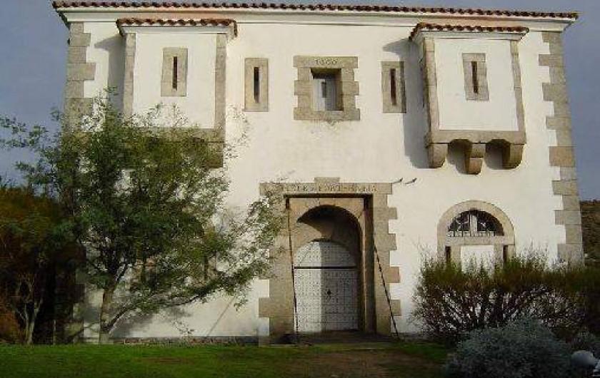 Location de vacances - Maison - Villa à Locmaria