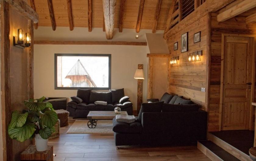 Location de vacances - Chalet à Vaujany