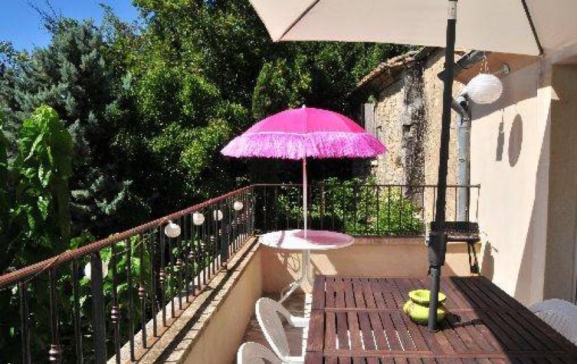 Location de vacances - Gîte à Saint-Drézéry