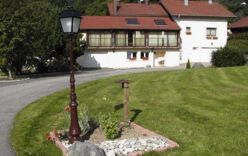 Location de vacances - Maison - Villa à Fraize