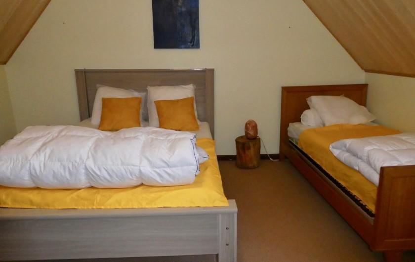 Location de vacances - Chalet à Vielle-Louron - chambre 4  2eme étage