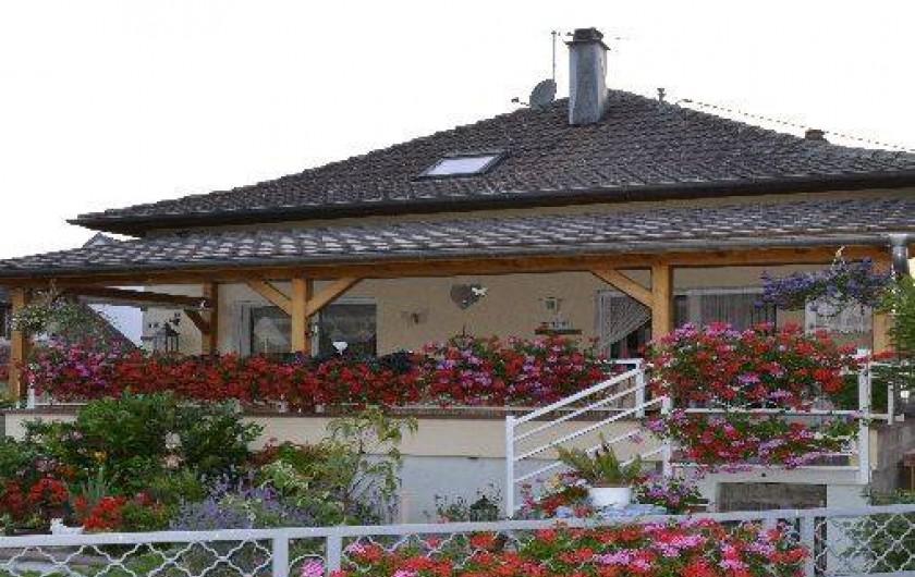 Location de vacances - Gîte à Ebersheim
