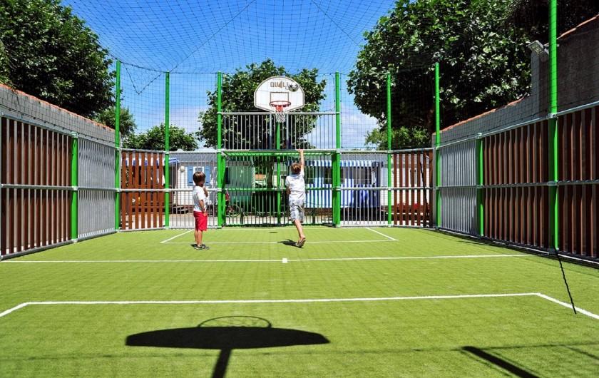 Location de vacances - Bungalow - Mobilhome à Saint-Hilaire-de-Riez - multisport
