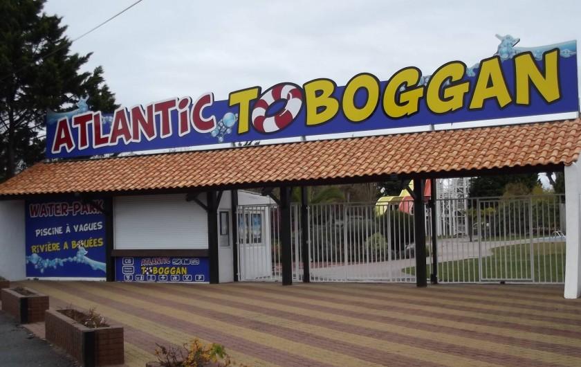 Location de vacances - Bungalow - Mobilhome à Saint-Hilaire-de-Riez - parc aquatique