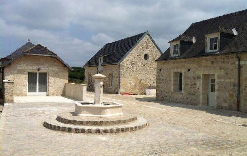 Location de vacances - Gîte à Villers-Cotterêts