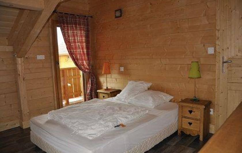 Location de vacances - Chalet à Morbier