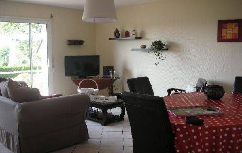 Location de vacances - Appartement à La Richardais
