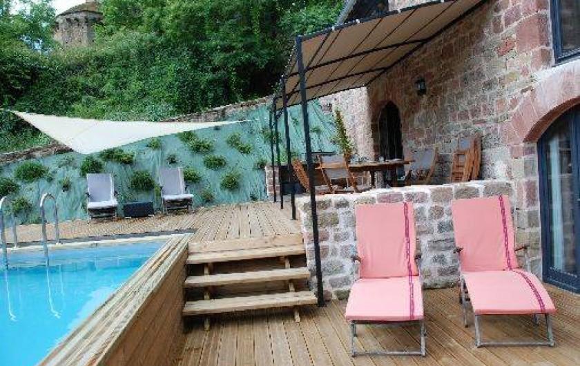 Location de vacances - Gîte à Noailhac