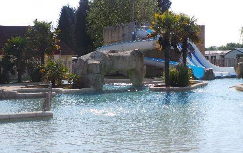 Location de vacances - Bungalow - Mobilhome à Deauville