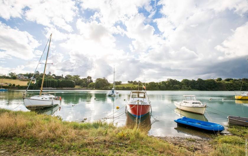 Location de vacances - Gîte à Saint-Malo - des ballades de charme en prévision