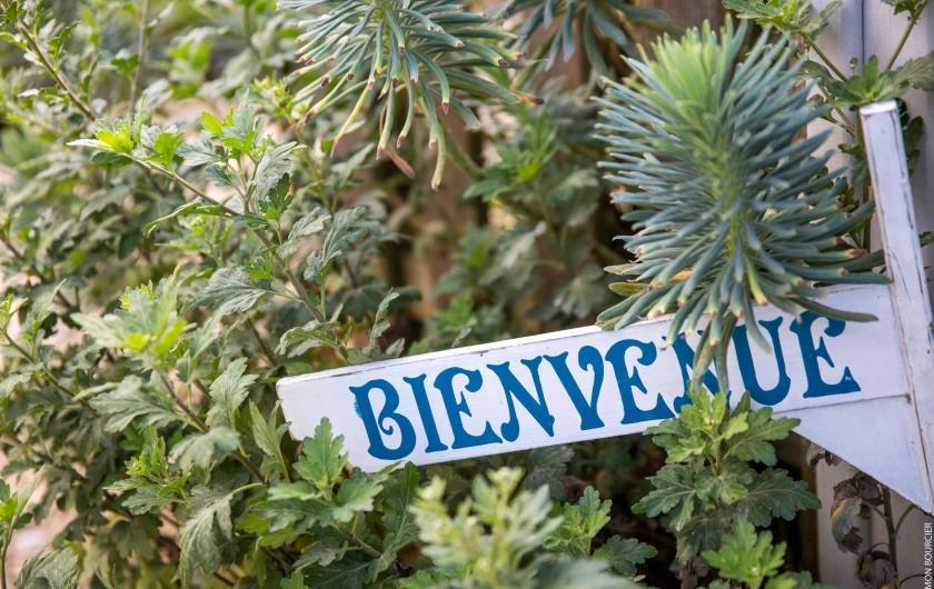 Location de vacances - Gîte à Saint-Malo - nous habitons tout à coté de nos gites afin de mieux vous recevoir