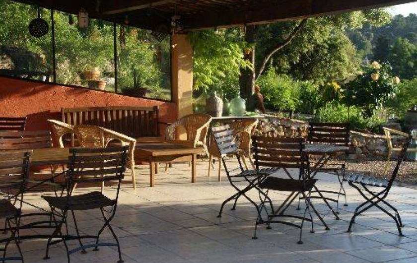 Location de vacances - Chambre d'hôtes à Cotignac