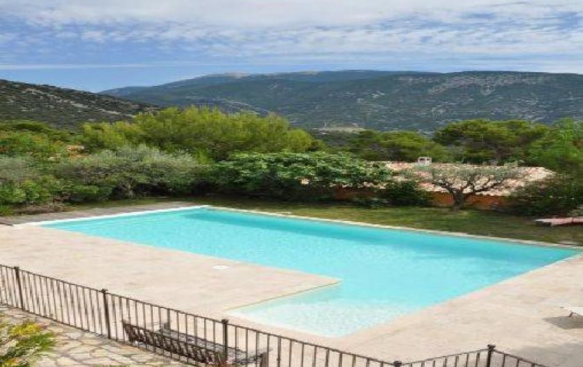 Location de vacances - Maison - Villa à Mollans-sur-Ouvèze