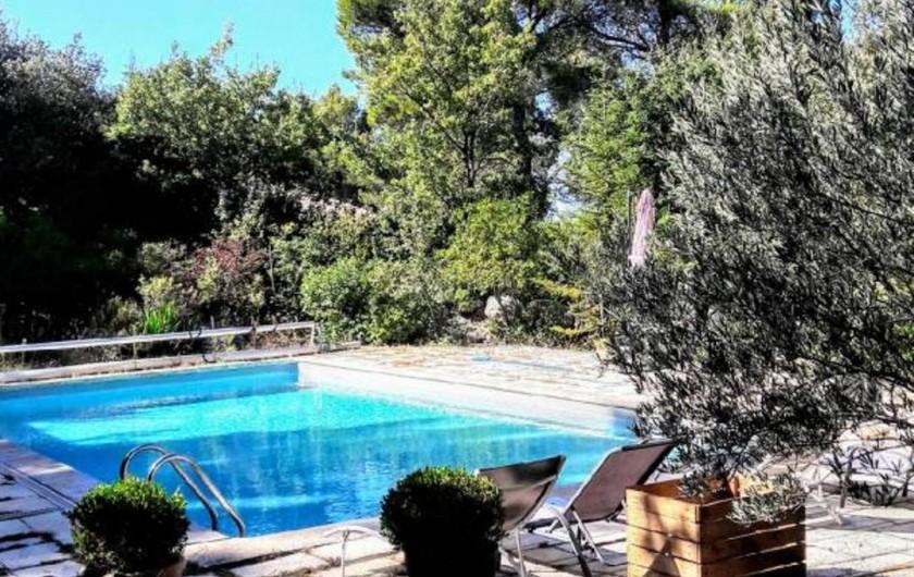 Location de vacances - Appartement à Le Bouquet