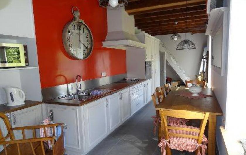 Location de vacances - Gîte à Remilly-Wirquin