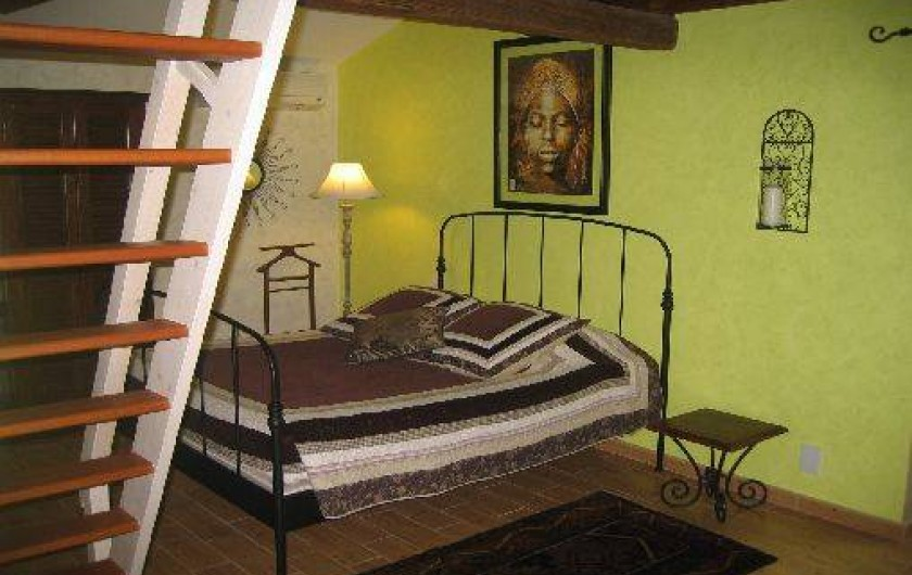 Location de vacances - Chambre d'hôtes à Nueil-les-Aubiers