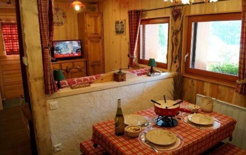 Location de vacances - Appartement à Avrieux