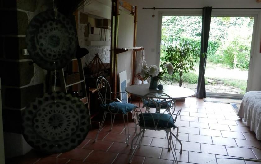 Location de vacances - Chambre d'hôtes à Faycelles - ...et vous détendre.