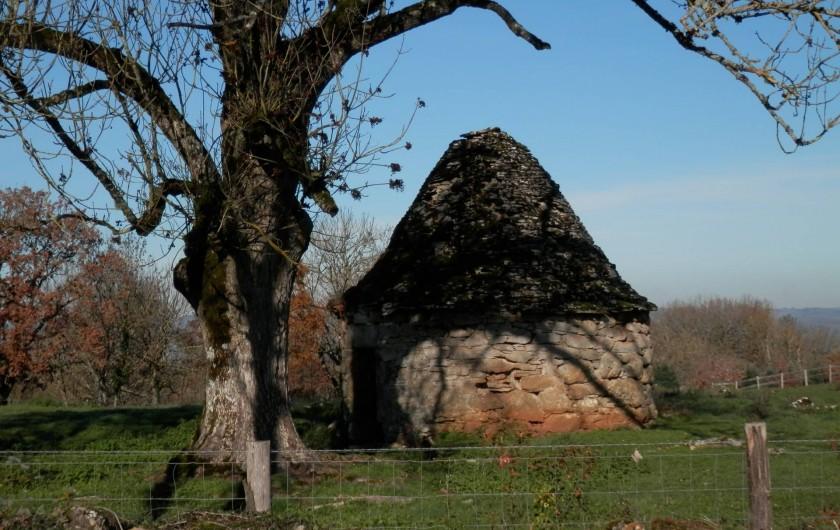 Location de vacances - Chambre d'hôtes à Faycelles - Découvrir le patrimoine ancien,