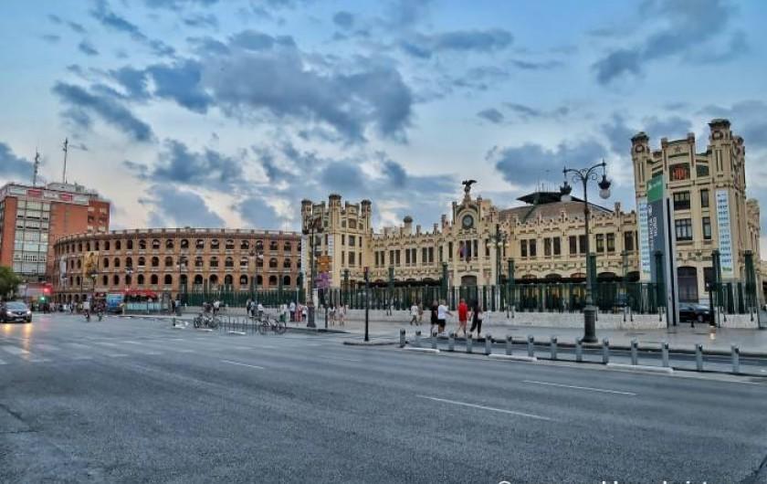 Location de vacances - Appartement à Valence - la gare