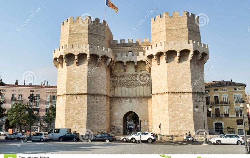 Location de vacances - Appartement à Valence - les tours Serrano