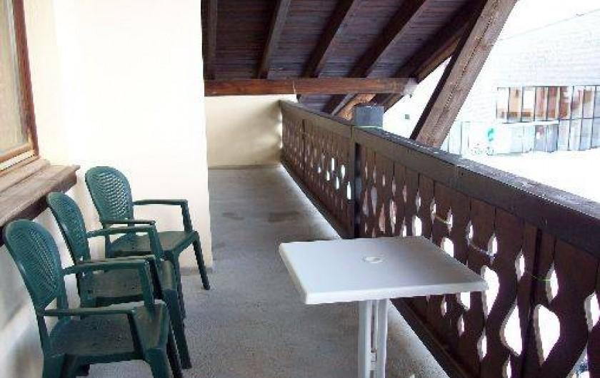 Location de vacances - Gîte à Lajoux