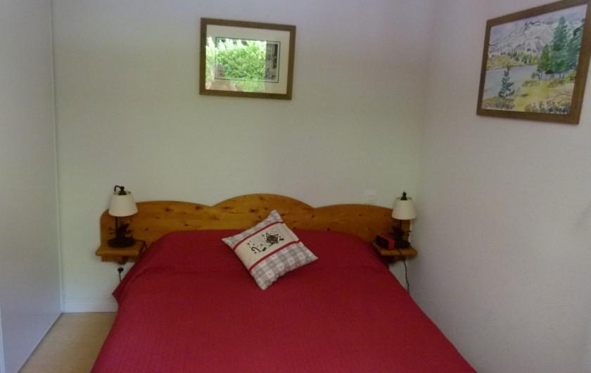 Location de vacances - Appartement à Saint-Lary-Soulan - chambre