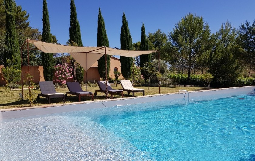 Location de vacances - Villa à Saint-Cannat