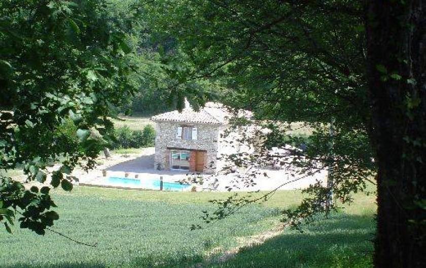 Location de vacances - Gîte à Castelnau-de-Montmiral