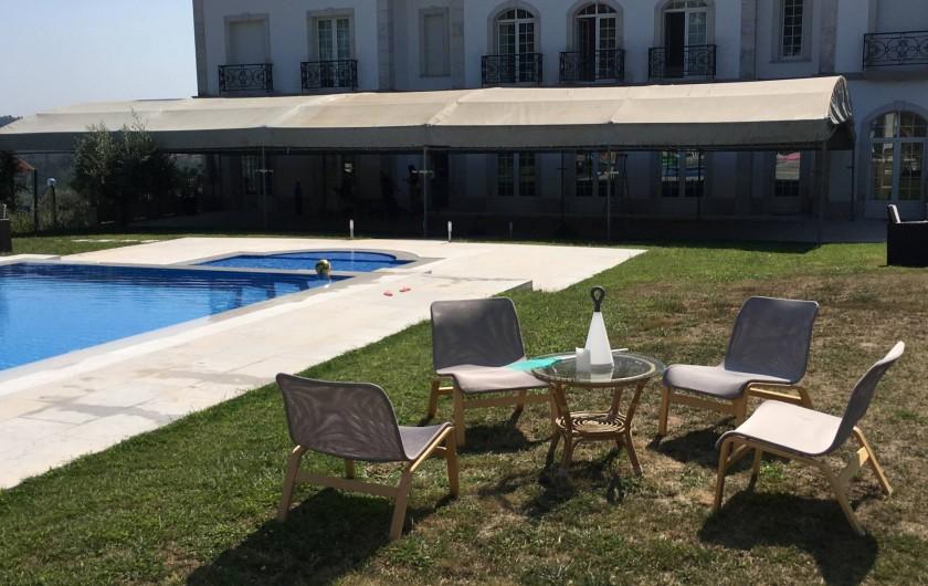 Location de vacances - Villa à Pombal