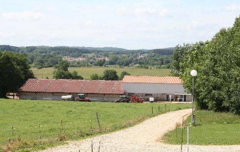 Location de vacances - Chalet à Le Latet