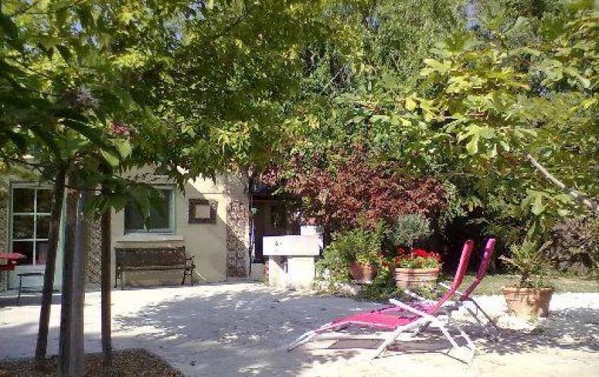 Location de vacances - Maison - Villa à Saint-Rémy-de-Provence
