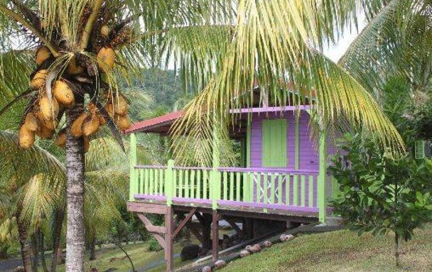 Location de vacances - Gîte à Deshaies