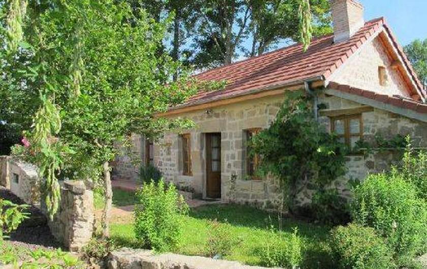 Location de vacances - Gîte à Saint-Priest-des-Champs