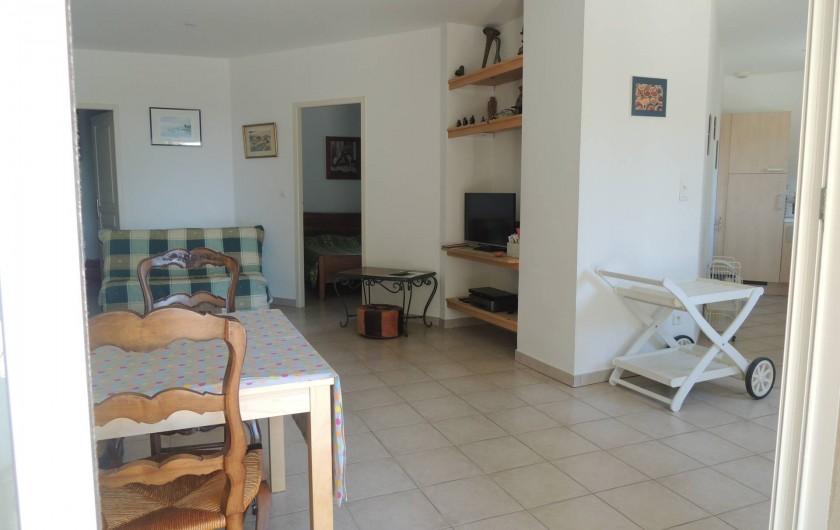 Location de vacances - Appartement à Villeneuve-lès-Avignon - L'ensemble