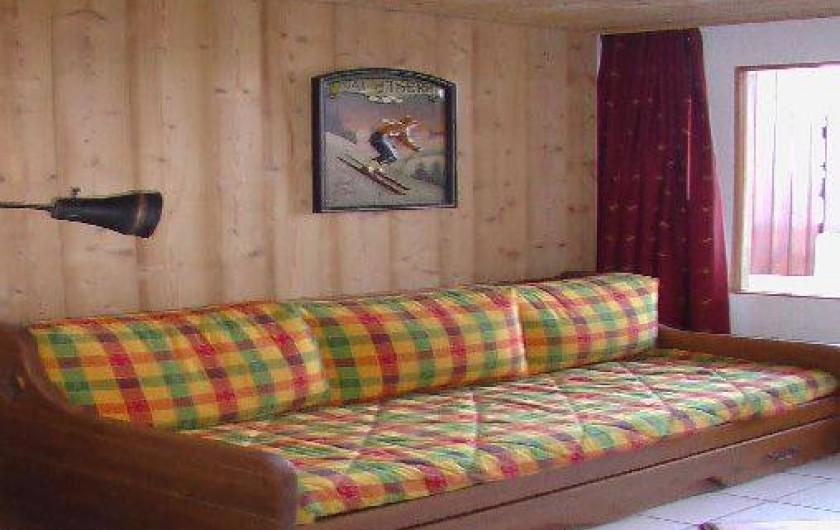 Location de vacances - Studio à Val-d'Isère