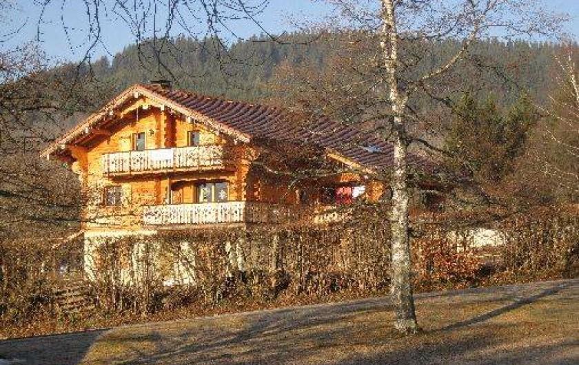 Location de vacances - Gîte à Habère-Poche