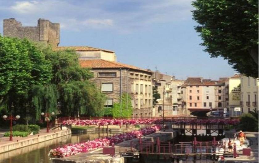 Location de vacances - Mas à Narbonne - Narbonne