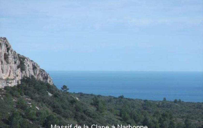 Location de vacances - Mas à Narbonne - Narbonne plage