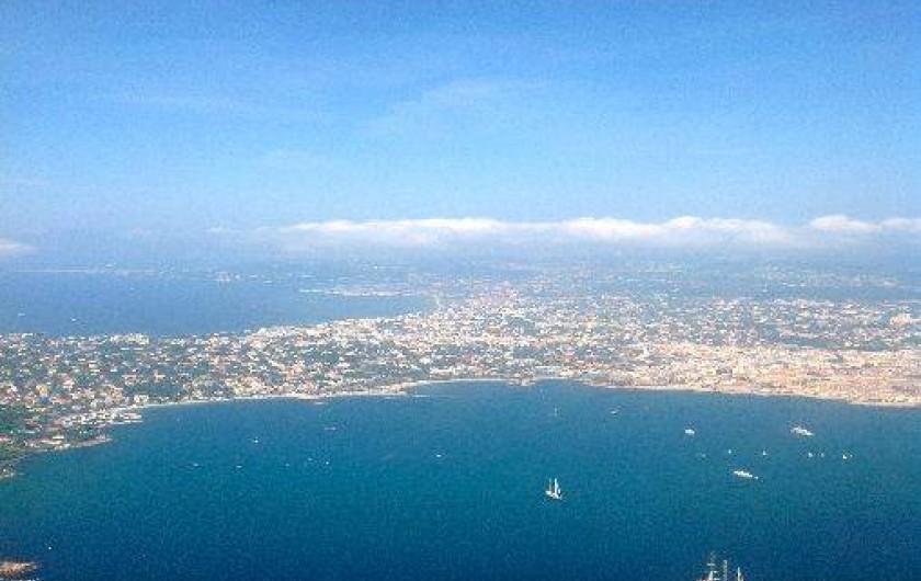 Location de vacances - Appartement à Antibes