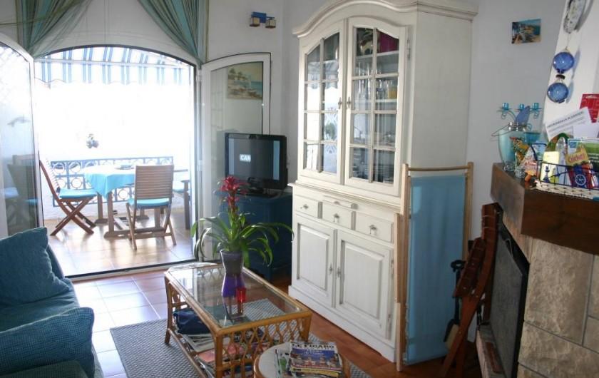 Location de vacances - Maison - Villa à Empuriabrava - Salon
