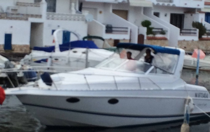 Location de vacances - Maison - Villa à Empuriabrava - Bateau CHRIS-CRAFT 30