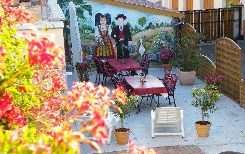 Location de vacances - Gîte à Wasselonne