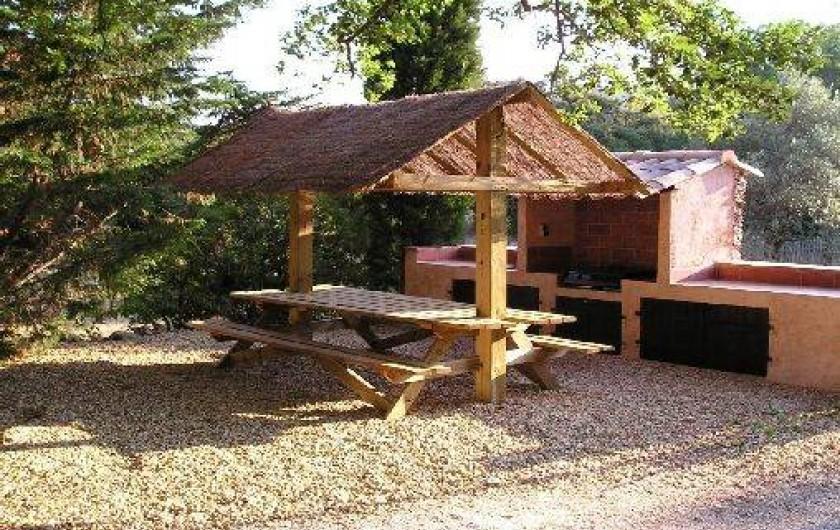 Location de vacances - Mas à Solliès-Toucas