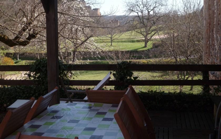 Location de vacances - Maison - Villa à Castelnaud-la-Chapelle